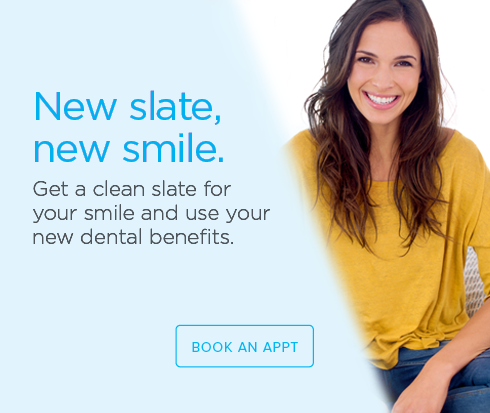 Tracy Smiles Dentistry and Orthodontics - New Year, New Dental Benefits