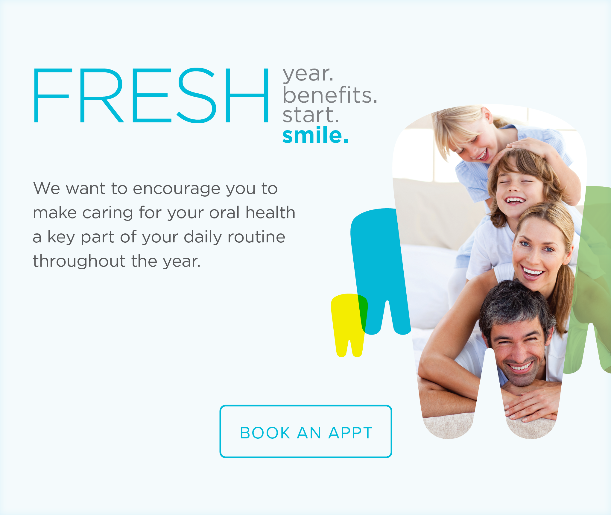 Tracy Smiles Dentistry and Orthodontics - Make the Most of Your Benefits